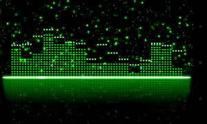 Audio Glow Music Visualizer - Various themes and customisations (1)