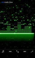 Audio Glow Music Visualizer - Various themes and customisations (2)