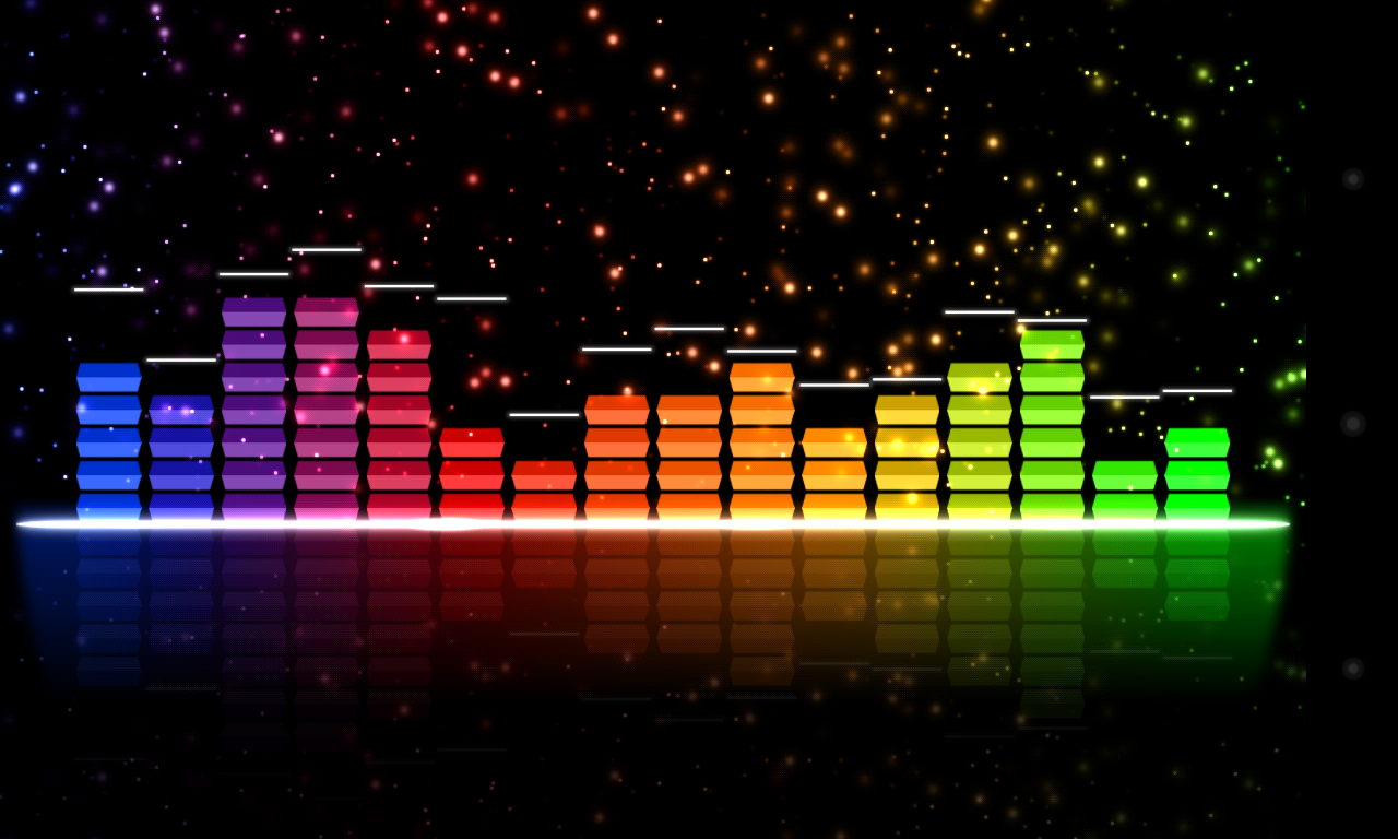 how to make a audio visualizer