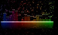 Audio Glow Music Visualizer - Various themes and customisations (6)