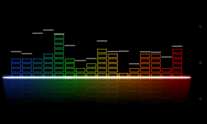 Audio Glow Music Visualizer - Various themes and customisations (7)