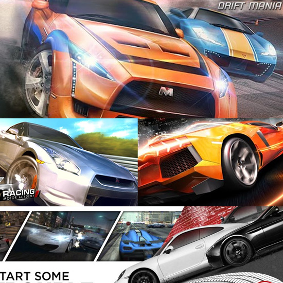 4 Best 3D Racer Car Games for Android