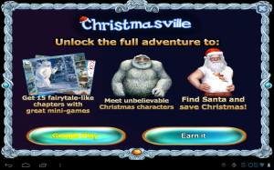 Christmasville Unlock
