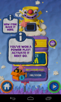 Clay Jam - Unlock new items as your level increases