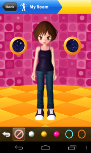 Dance for YouTube - Dress your avatar (2)