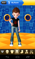 Dance for YouTube - Dress your avatar (4)