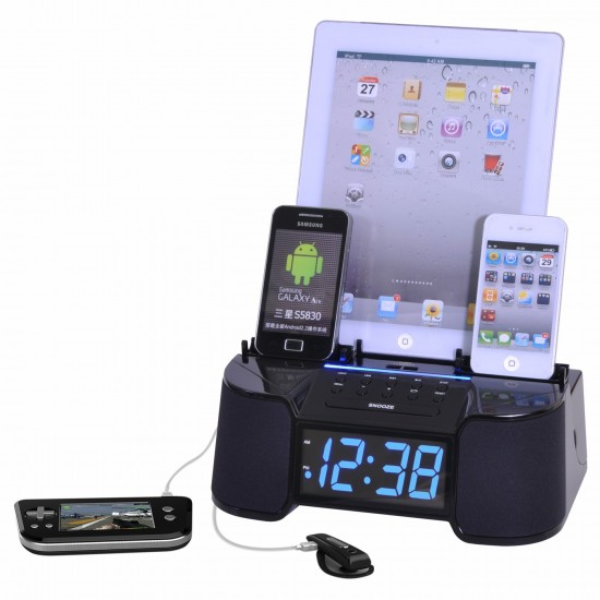 Day 22: #25DaysOfGiveaways – Win the Easy-Doks Charging Dock
