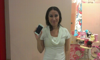 Elena Rico Winner of Win Samsung Galaxy S II 4G in #25DaysOfGiveaways 2012