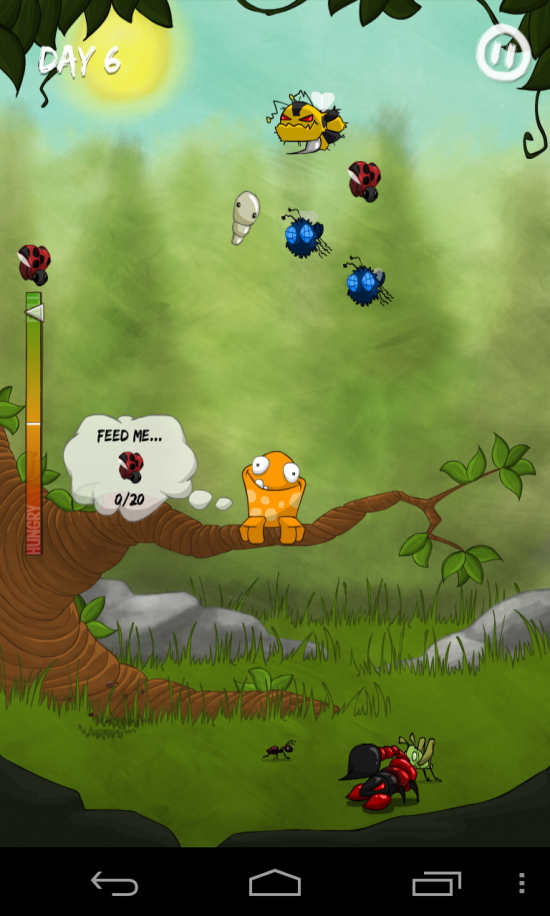 Froad – here's a family-friendly & addictive bug snatching game