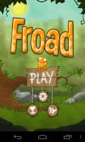 Froad - Menu