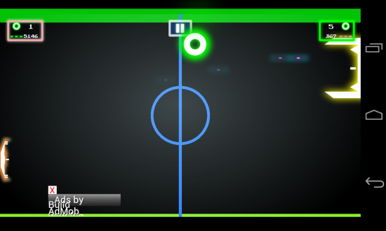 Pong Galaxy – new game adds a twist to classic Pong