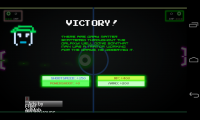 Pong Galaxy - Victory