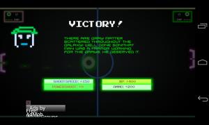 Pong Galaxy - Victory
