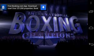International Boxing Champions - Splash page