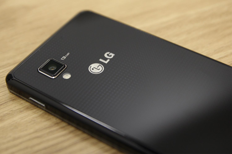 lg optimus g rear facing 13 megapixel camera   androidtapp