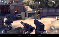 Modern Combat 4 Zero Hour Switch to Handgun