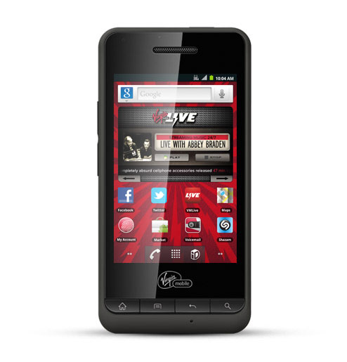 Day 18: #25DaysOfGiveaways – Win a Virgin Mobile Chaser, Android Smartphone!
