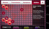 Plague Inc - Abilities