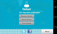 Plague Inc - It doesn't always go to plan