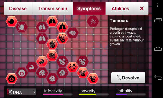 Plague Inc – evil strategy game to infect the world with disease & dominate humanity