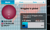 Plague Inc - World screen