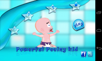 Powerful Peeing Kid - Menu