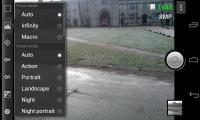 ProCapture - Numerous shooting modes