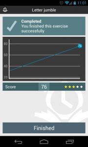 Reading Trainer - Improvement