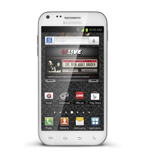 Day 19: #25DaysOfGiveaways – Win Samsung Galaxy S II 4G