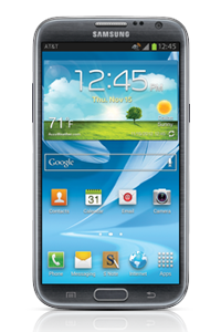 Samsung Galaxy Note II Titanium (AT&T)