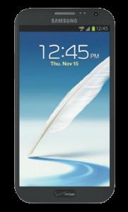 Samsung Galaxy Note II Titanium Gray (Verizon)