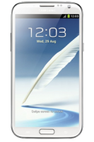 Samsung Galaxy Note II White