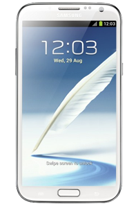 Samsung Galaxy Note II White (Sprint)