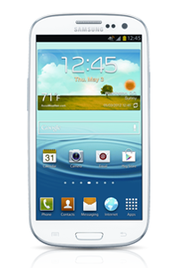 Samsung Galaxy S III White (AT&T)