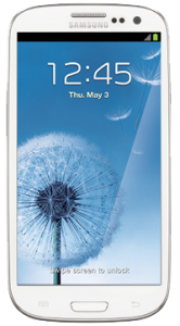 Samsung Galaxy S III White (U.S. Cellular)