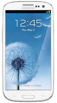Samsung Galaxy S III White (Sprint)