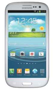 Samsung Galaxy S III White (Verizon)