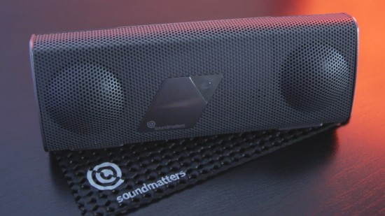 Soundmatters foxLv2 PLATINUM Portable Bluetooth Speaker Review