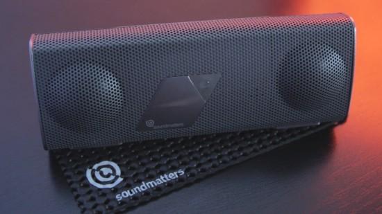 Soundmatters foxLv2 PLATINUM Portable Bluetooth Speaker Review