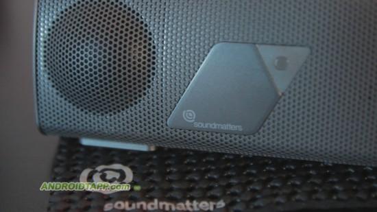 Soundmatters foxLv2 PLATINUM Bluetooth Speaker