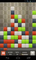 Square Smash Tetris Free - Typical gameplay view (2)