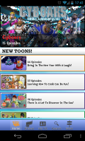 Toon Goggles - List 1