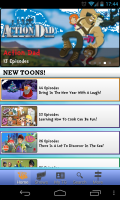 Toon Goggles - List 2