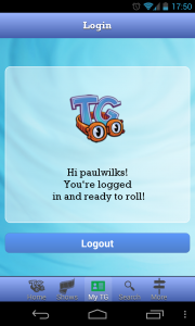 Toon Goggles - Ready to roll!
