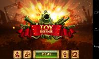 Toy Defense - Menu