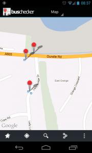 UK Bus Checker - Explore local stops (2)