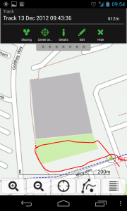 ViewTracker GPS - Maps and tracking samples (4)