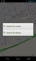 ViewTracker GPS - Search for places and routes