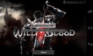Wild Blood - Big compulsory download