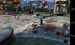 Wild Blood - In-game action (2)